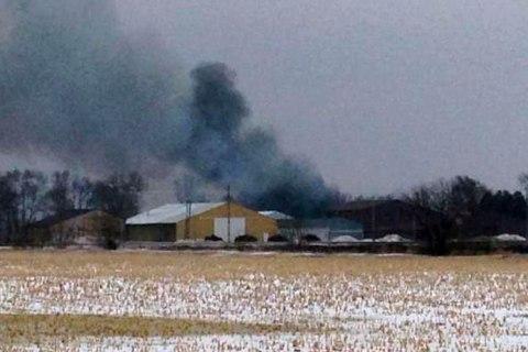 Chemical Fire Iowa