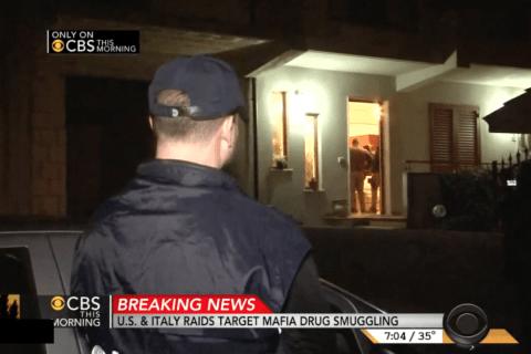 FBI, Italian Police Arrest Dozens In Anti-Mafia Raid